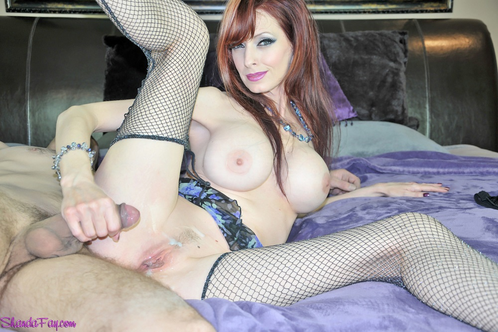 Pegged by shanda fay the best pegging milf massage ever